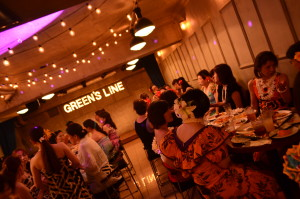 渋谷 貸切 パーティー GREEN'S LINE フラダンス (7)